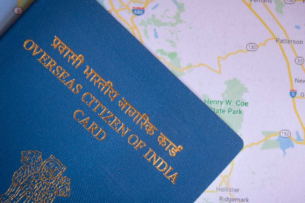 OCI Visa Services India - Visa for India from USA - Indian Visa Service