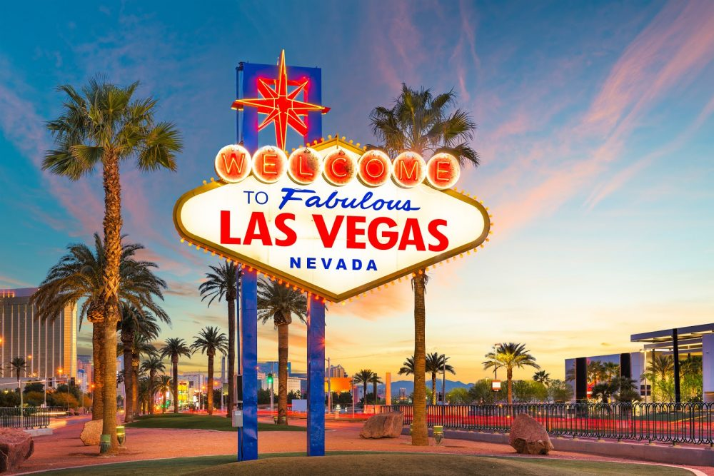 Las Vegas: Destination Weddings